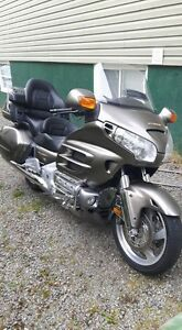 2004 Honda Goldwing, with ABS Brakes