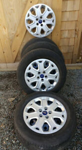 ford tires on rims 5x108