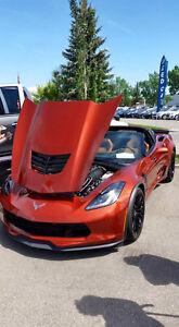 Limited Color C7 Corvette Z06 650hp for under $100k