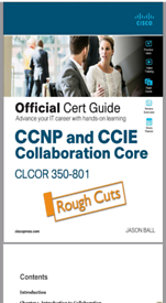 CCNP and CCIE Collaboration Core CLCOR 350-801