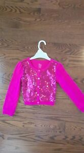 Children's Place Cardigan  Hot Pink