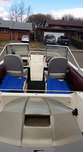1975 16ft  boat for sale.