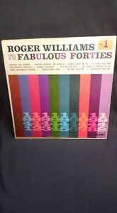 Roger Williams: Part 1 Songs Of The Fabulous Forties