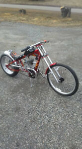 **** CHOPPER 80CC BICYCLE ****