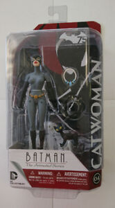 Batman The Animated Series Catwoman Action Figure DC Comics