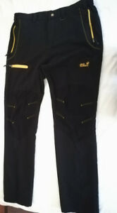 Men's hiking trousers Jack Wolfskin