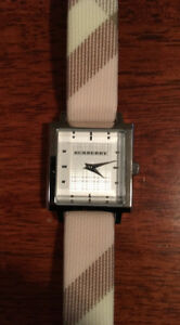 LADIES ~ BURBERRY WATCH FOR SALE!