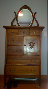 Antique Chest of Drawers London Ontario image 3