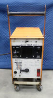 AC / DC / HF 150A WELDING MACHINE ON CART.   NO LEADS INCLUDED