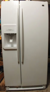 Maytag side by side fridge for sale - $150