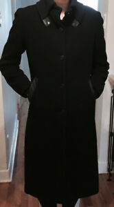 Mackage wool coat size L