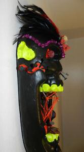 Halloween Nightmare Dream Catching Sugar Skull