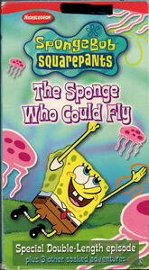 Spongebob Squarepants The Sponge Who Could Fly Movie