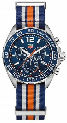 Tag Heuer Formula 1 Chronograph Special Edition Nato Mens Watch CAZ1014.FC8196