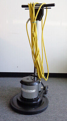 17 Minuteman Floor Machine Model Fm17 Used Works Manufactured In 2016 8a