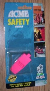 acme safety whistle - tornado 636 - new in package Kitchener / Waterloo Kitchener Area image 1