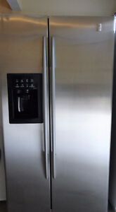 SS GE Profile Fridge in Excellent Condition