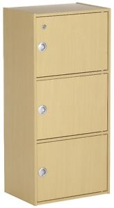 3 Door Locking Cabinet, New