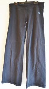 Lululemon Drawstring Pants - Black - size 8