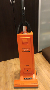 ROYAL upright commercial vacuum
