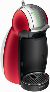 NESCAFE DOLCE GUSTO GENIO 2 RED COFFEE MACHINE
