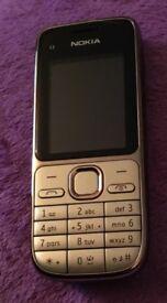 Nokia mobile c2 01