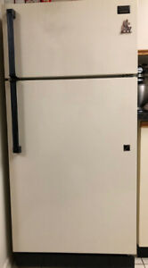 Refrigerator, Range and Dishwasher