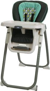 Graco table fit high chair. Excellent condition.