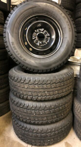 Ford F-150 Sailun Winter Tires 265/70/R17 on steel rims