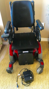 Electric Power Wheelchair -- apartment size -- Jazzy 600
