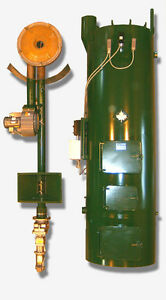 All Canadian Coal/Bio Fuel Hydronic Heater