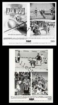 Two 8x10 Photos ~ Air Bud 5 Spikes Back ~ 2003 ~ Gabrielle Reece ~ Jake D Smith