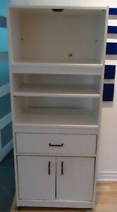 Four a micro onde avec meuble acheter et vendre dans for Acheter des meubles a montreal
