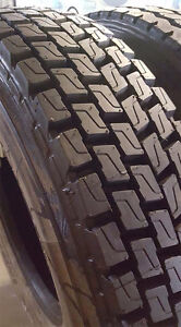 11R22.5 New Recap Aeolus Truck Tires with 1 year WARRANTY!!!