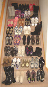 Ladies Footwear - sizes 6 to 10 Strathcona County Edmonton Area image 1