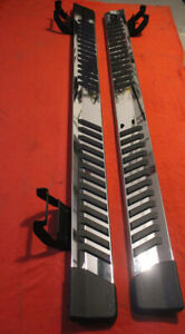 "New F150 Chrome 6"" Chrome Running Board (please read notes)"