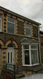 3 bedroom house to rent in wainfelin pontypool