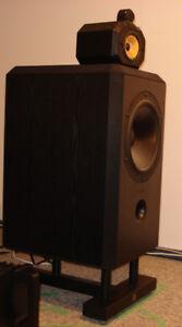 Bowers & Wilkins 801  Matrix S3 Studio Speakers Sound Anchor