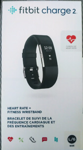 Fitbit Charge 2 Heart Rate + Fitness