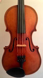 Markneurkirchen Violin circa 1910