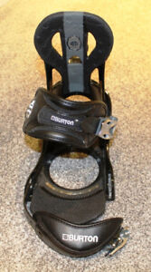 Snowboard Bindings - Brand New (missing parts)