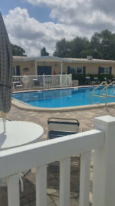 Mobile Home for Rent in Sunny Clearwater, Florida