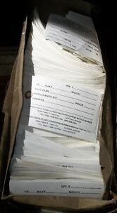 INVENTORY TAGS FOR RECYCLED AUTO & TRCK PARTS Belleville Belleville Area image 3