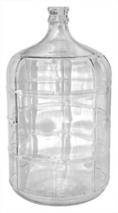 5 Gallon Glass Carboy or Demijohn