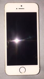 *GOLD* IPHONE 5S w EXTRAS!!! *BELL/VIRGIN*