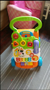 Vtech french version trotteur