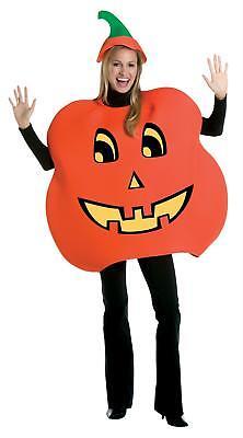 Calabaza Halloween Disfraz (Adulto Calabaza Jack o Linterna Disfraz Halloween GC7094)