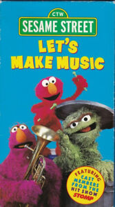 Sesame Street - Elmo DVDs in English, each one $12