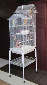 2 Storey Cage with Stand
