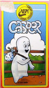 Cassette vidéo, Casper DESSIN ANIMÉ EN FRANÇAIS (vintage)